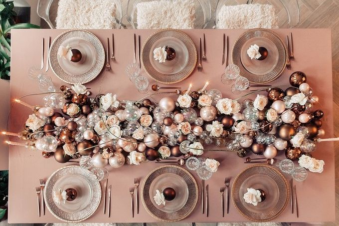 Romantic New Year by Maria German decor - 003