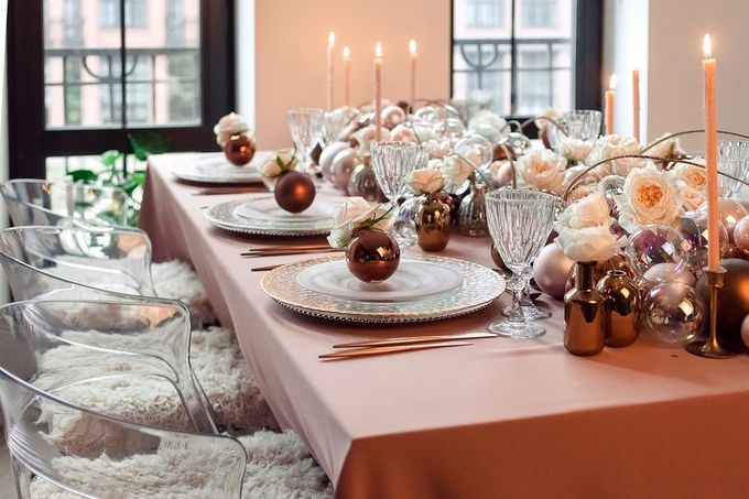 Romantic New Year by Maria German decor - 005
