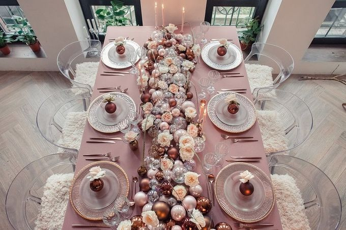 Romantic New Year by Maria German decor - 006