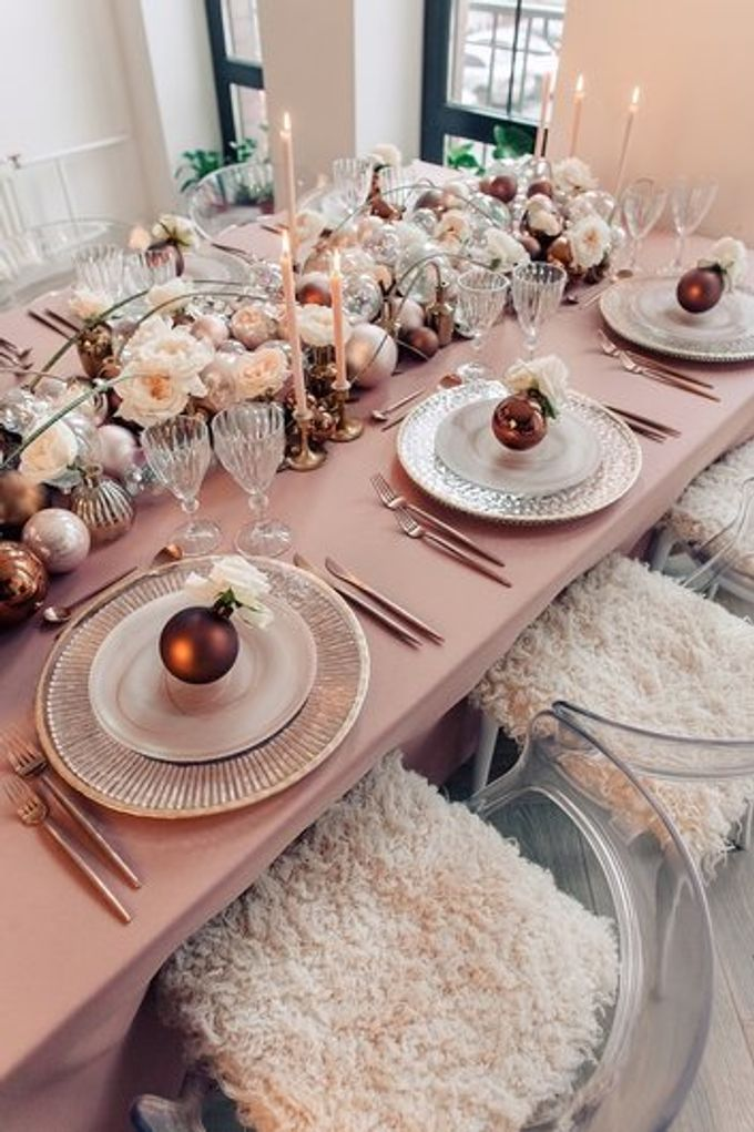 Romantic New Year by Maria German decor - 007