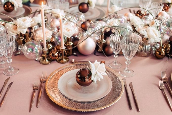 Romantic New Year by Maria German decor - 008