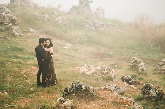 Gerry and Devina Pre Wedding Session by The Wagyu Story - 001