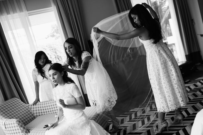 Wedding day Si & Kat - Premier Village Da Nang Resort by Anh Phan Photographer   vietnam weddng photographer - 005