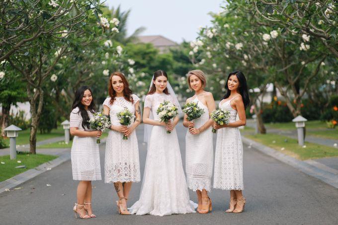 Wedding day Si & Kat - Premier Village Da Nang Resort by Anh Phan Photographer   vietnam weddng photographer - 011