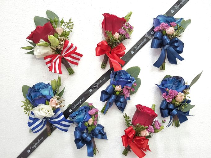 All About The Details Of Corsages  by visylviaflorist - 015