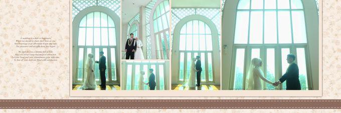 Wedding mustika & Fauzha  by RQ Photography - 006