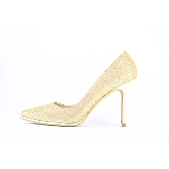 Pointed Heels without embellishments. by CAVA PRIVÉ - 003