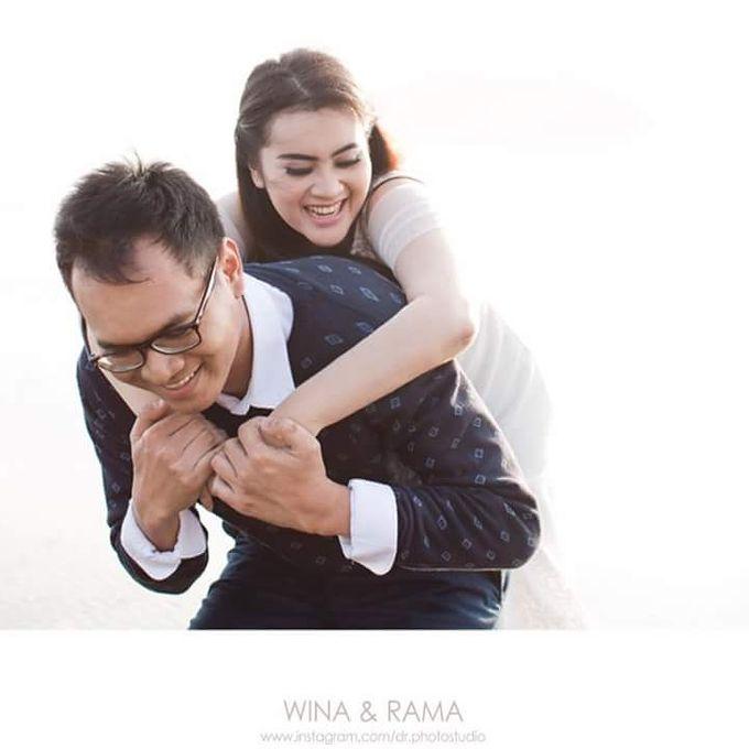 Prewedding Make Up by Willy Manopo - 001