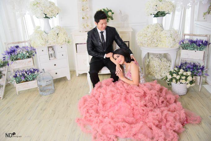 Photo Prewedding by ShenLeo Makeup - 005