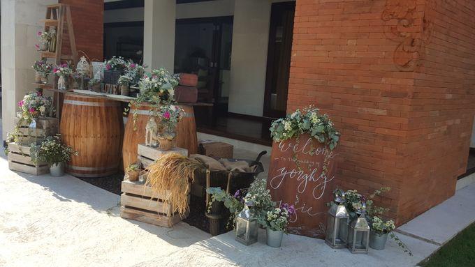Sunset Garden Party by d'Oasis Florist & Decoration - 002