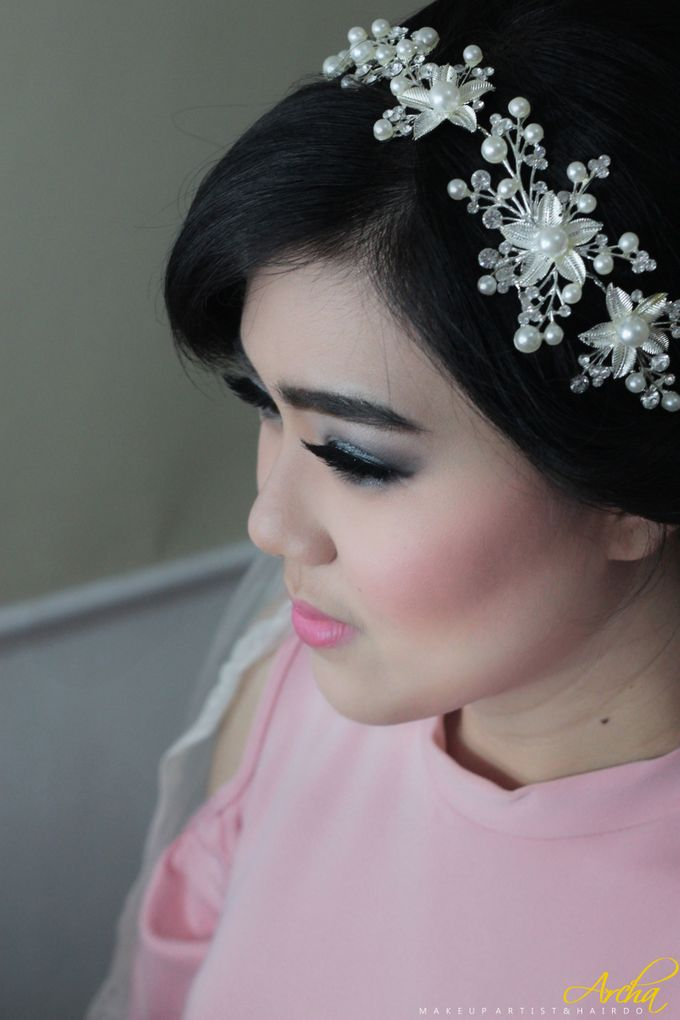 My Bridal Makeup by Archa makeup artist - 007