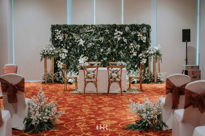 Disty & Dicky Wedding by Get Her Ring - 001