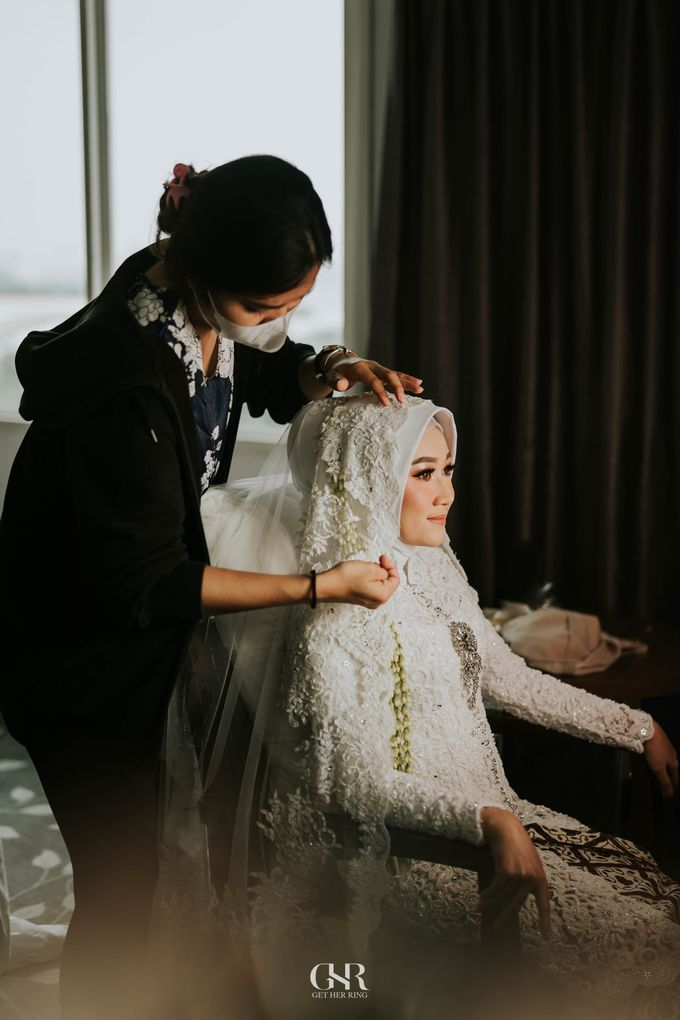 Disty & Dicky Wedding by Get Her Ring - 002
