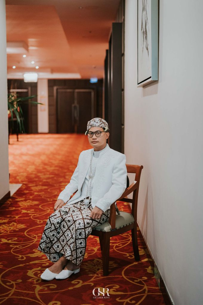 Disty & Dicky Wedding by Get Her Ring - 010
