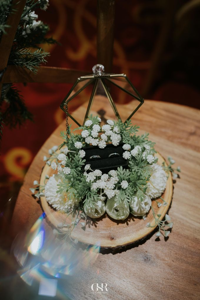 Disty & Dicky Wedding by Get Her Ring - 012
