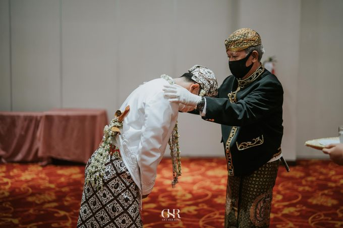 Disty & Dicky Wedding by Get Her Ring - 015