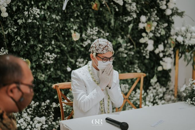 Disty & Dicky Wedding by Get Her Ring - 020