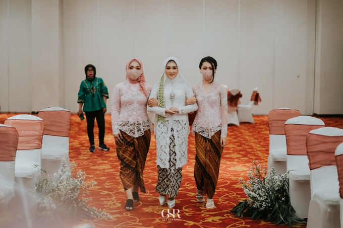 Disty & Dicky Wedding by Get Her Ring - 021