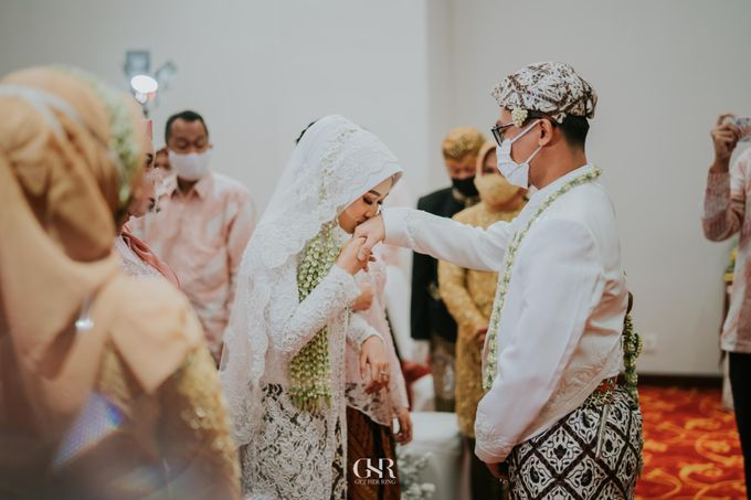 Disty & Dicky Wedding by Get Her Ring - 022