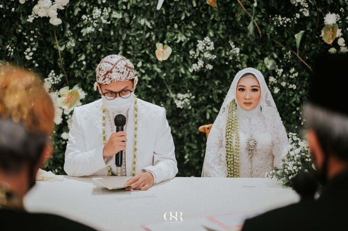 Disty & Dicky Wedding by Get Her Ring - 023