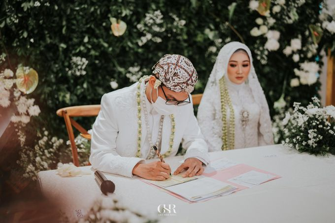 Disty & Dicky Wedding by Get Her Ring - 024