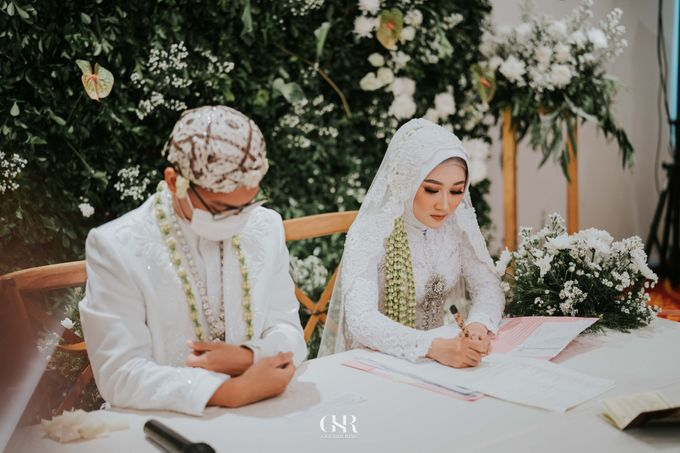 Disty & Dicky Wedding by Get Her Ring - 025