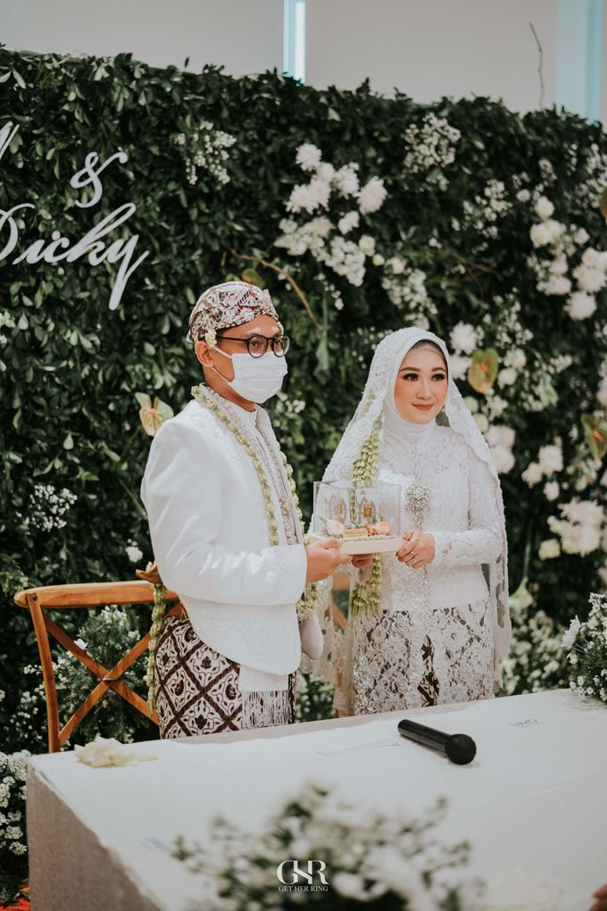 Disty & Dicky Wedding by Get Her Ring - 028