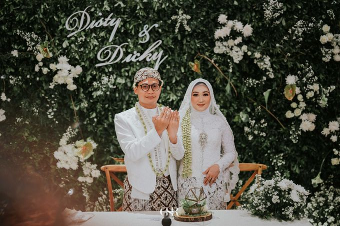 Disty & Dicky Wedding by Get Her Ring - 029
