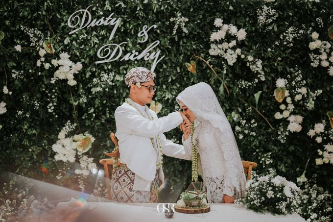 Disty & Dicky Wedding by Get Her Ring - 030