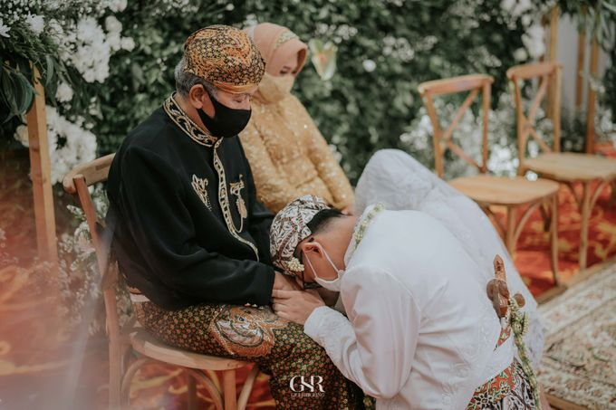Disty & Dicky Wedding by Get Her Ring - 032