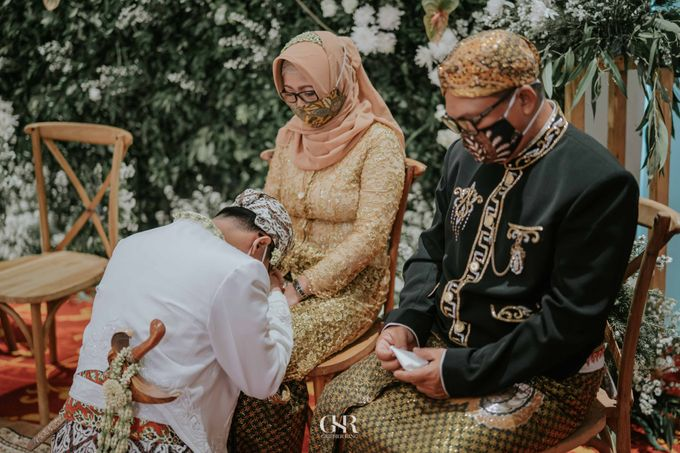 Disty & Dicky Wedding by Get Her Ring - 034