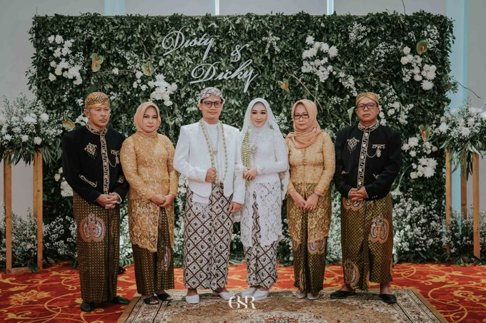 Disty & Dicky Wedding by Get Her Ring - 035
