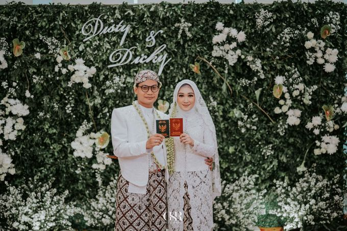 Disty & Dicky Wedding by Get Her Ring - 036