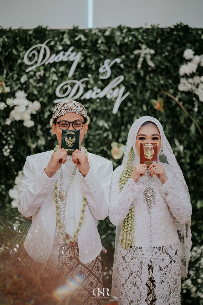 Disty & Dicky Wedding by Get Her Ring - 037