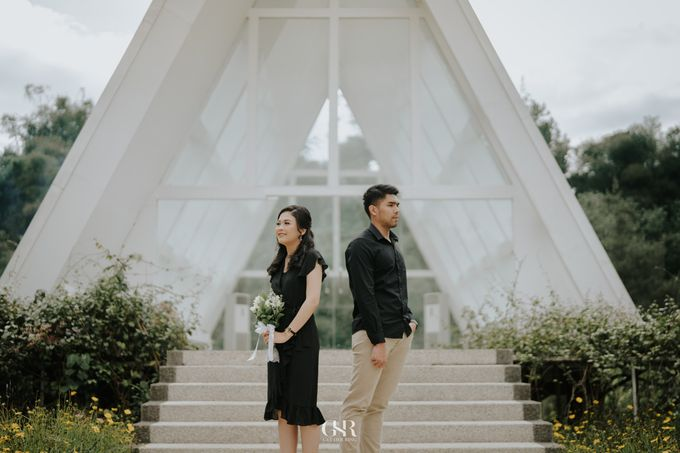 Tifa & Septian Prewedding by Get Her Ring - 001