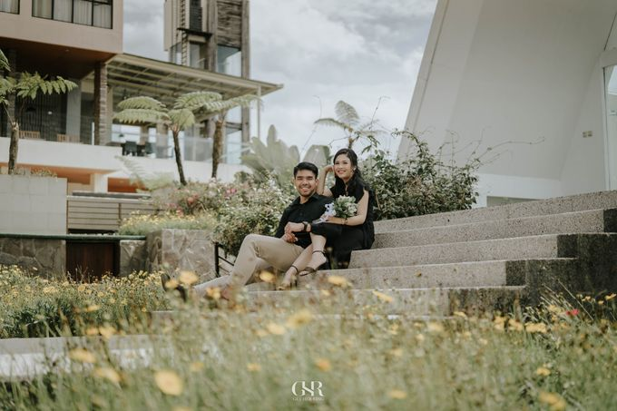 Tifa & Septian Prewedding by Get Her Ring - 009