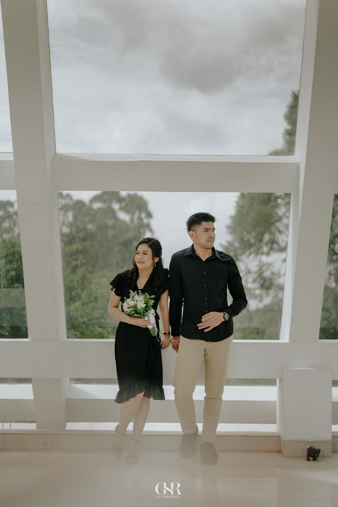 Tifa & Septian Prewedding by Get Her Ring - 016