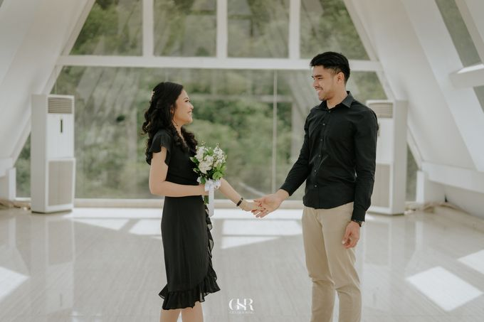 Tifa & Septian Prewedding by Get Her Ring - 017