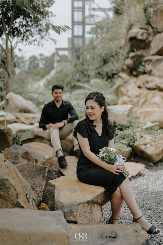 Tifa & Septian Prewedding by Get Her Ring - 025
