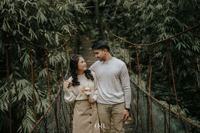Tifa & Septian Prewedding by Get Her Ring - 031
