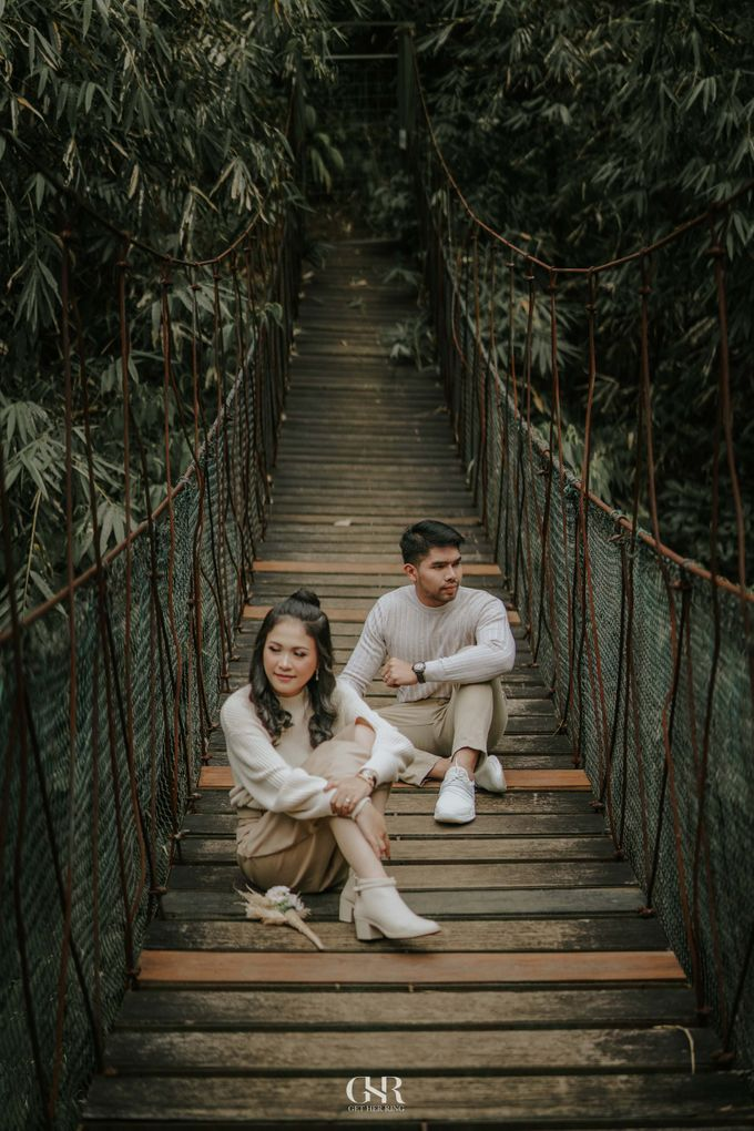 Tifa & Septian Prewedding by Get Her Ring - 032