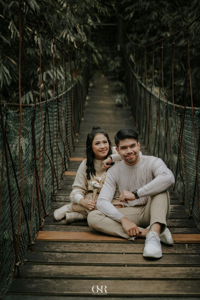 Tifa & Septian Prewedding by Get Her Ring - 033
