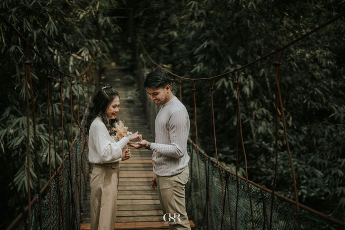 Tifa & Septian Prewedding by Get Her Ring - 038