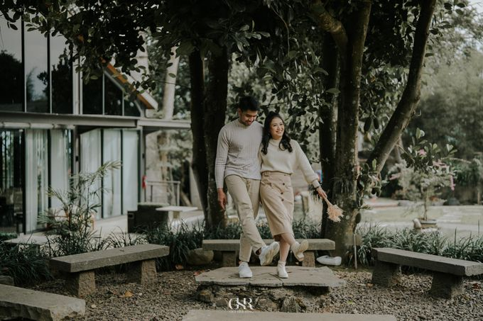 Tifa & Septian Prewedding by Get Her Ring - 039