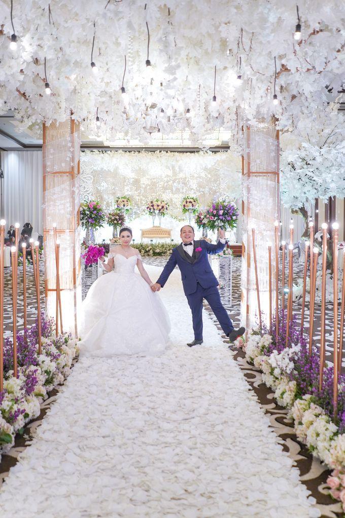 Wedding Of Ghandy & Meiria by Ohana Enterprise - 020