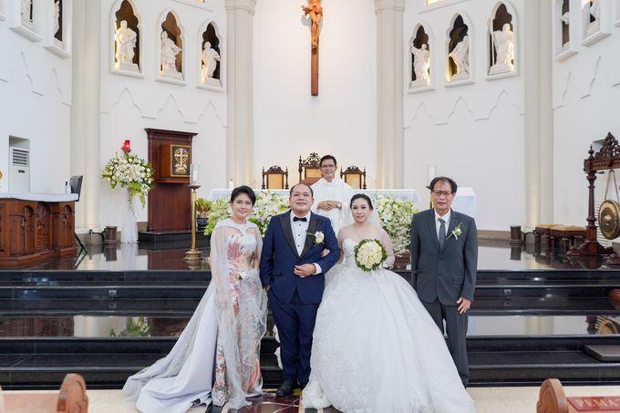 Wedding Of Ghandy & Meiria by Ohana Enterprise - 009