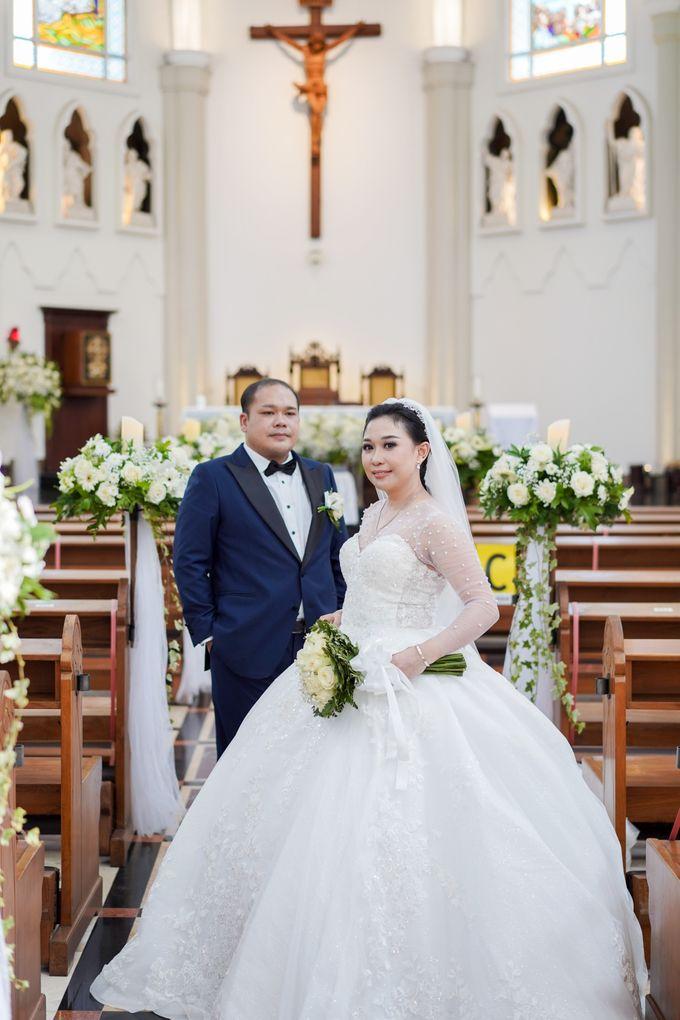 Wedding Of Ghandy & Meiria by Ohana Enterprise - 011