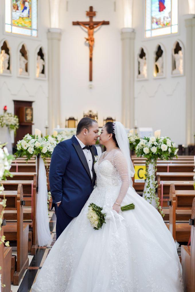 Wedding Of Ghandy & Meiria by Ohana Enterprise - 012