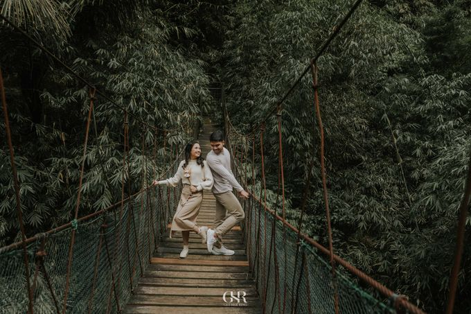 Tifa & Septian Prewedding by Get Her Ring - 046