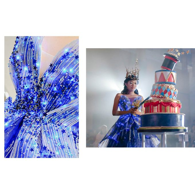 Angie Sweet 17th Birthday Gown (LED Dress) by Yenny Lee Bridal Couture - 002